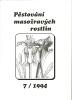 Amatérské pěstování masožřavých rostlin - č. 7