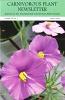 Carnivorous Plant Newsletter - Volume 38, Number 1