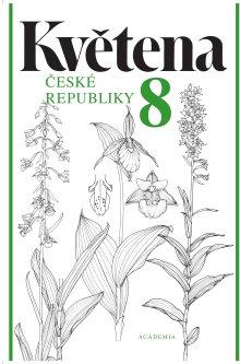 Obálka knihy Květena ČR 8