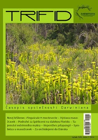 Trifid – the journal about carnivorous plants