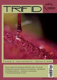 Časopis o masožravých rostlinách Trifid